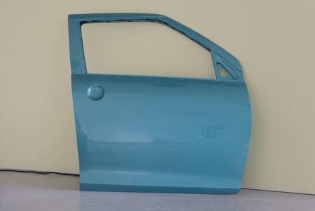 Untitled, turquoise