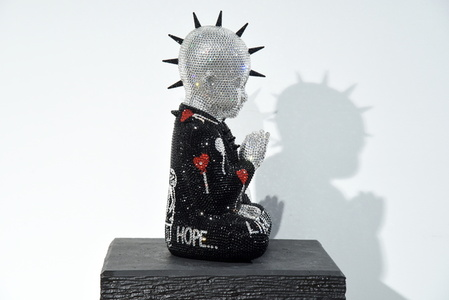 HOPE FOR THE FUTURE feat. BANKSY