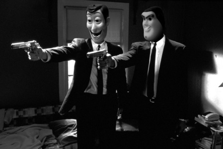 Woody Buzz Pulp Fiction