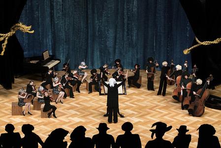 mini mes - das kleine Orchester