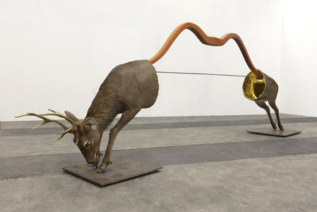 kamel mennour at Art Basel in Hong Kong 2016