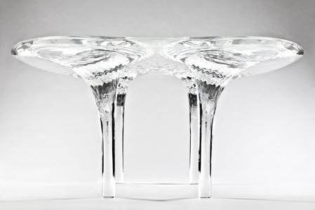 Table 'Liquid Glacial'
