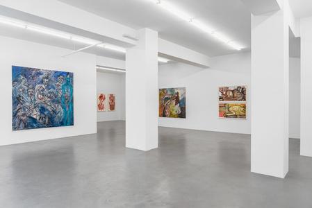 Martin Disler - Paintings