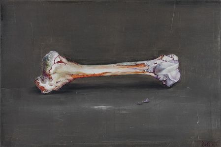 The 171st Bone of the Mammoth