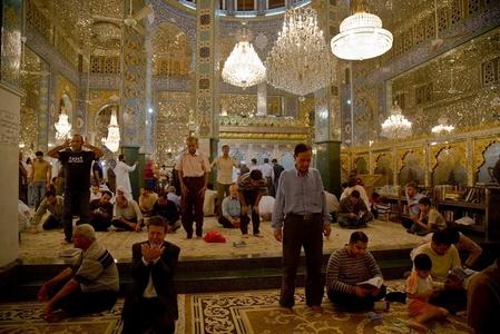 Sayyida Zaynab Mosque, Damascus, Syria