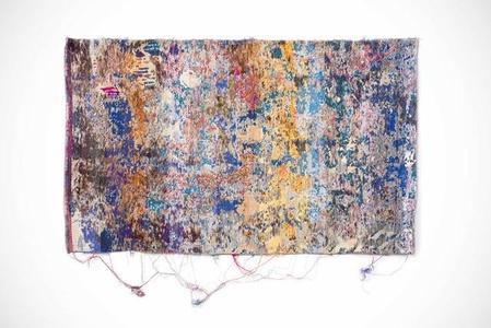 """""""blukarliwhidandagz"""" - wall tapestry"""
