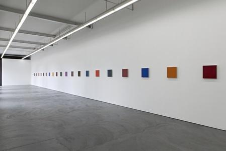 Twenty glaze paintings