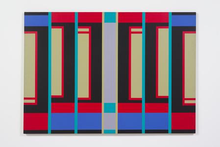 Acrylic No. 2, 1974
