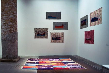Arts, Crafts and Facts (Installation view)