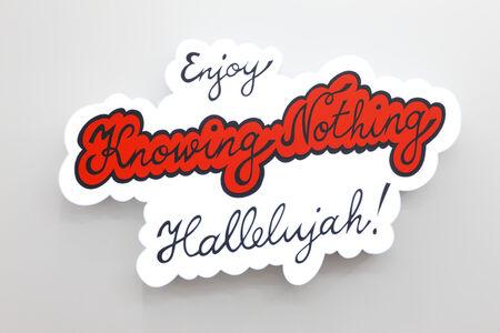 Enjoy Knowing Nothing