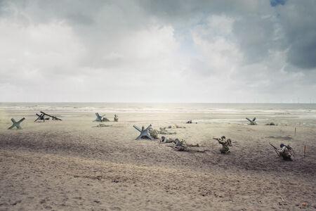 Skegness (England) – D-Day, 1944.