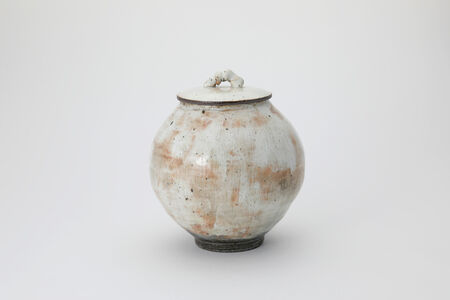 Buncheong Jar
