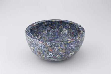 Bowl with 'Ten Thousand Flowers' Motif