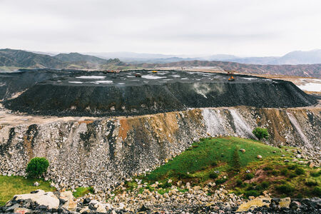 Coal mine, Inner Mongolia (from Serial Narratives series)
