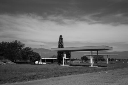 26 Used to be Gasoline Stations (Gomez Farías, Jalisco)