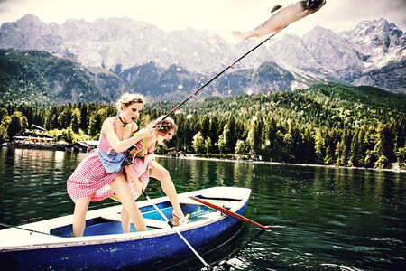 The Big Catch, Bavaria