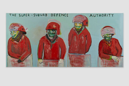 The Super-suburb Defence Authority