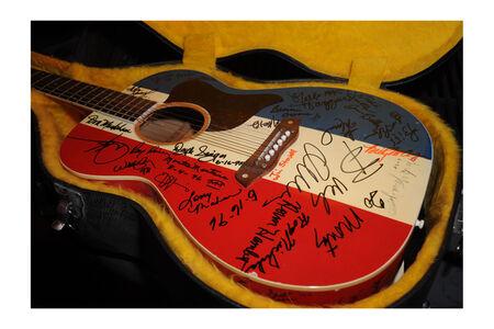 Monte Mills Guitar - Shot in Oct. 2015