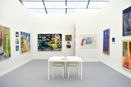 Anglim Gilbert Gallery at Frieze New York 2017