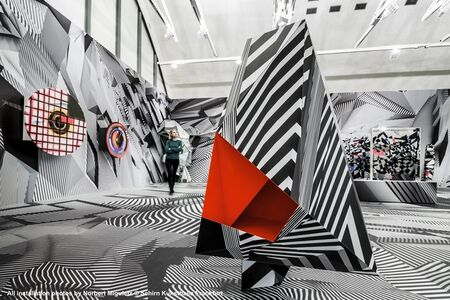 Tobias Rehberger. Home and Away and Outside