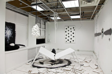 The Culmination of the Studio, As a Gallery, As a Dream