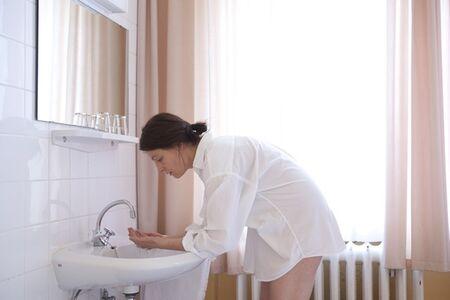 Untitled (Washbasin)