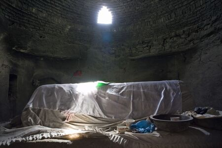 Unrevealed, Site 20 (Sunray on Saint's Tomb)