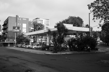 26 Used to be Gasoline Stations (Viaducto, México DF)