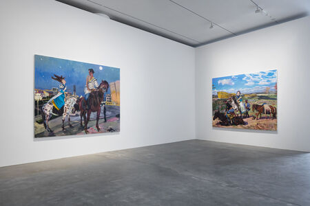 Liu Xiaodong: Painting as Shooting