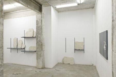 Pensar bien y dibujar mal,installation view at NoguerasBlanchard, Madrid