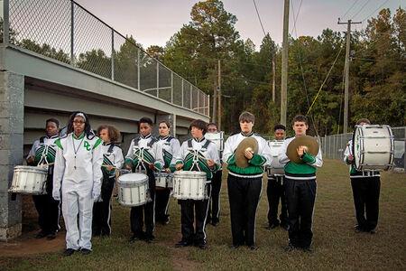 Band, Pre-Game, Dallas County, AL