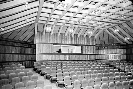Institute of Immunology, Jawaharlal Nehru University, New Delhi, 1987 (Architect: Raj Rewal)