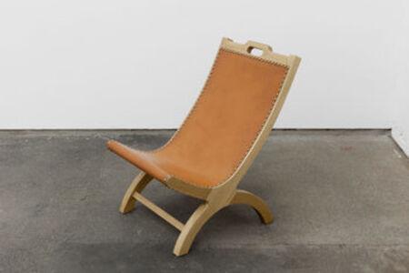 Butaque Chair, After Josef Albers After Luis Barragán After Clara Porset