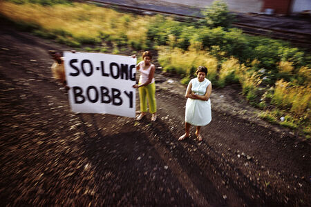 Untitled from RFK Funeral Train