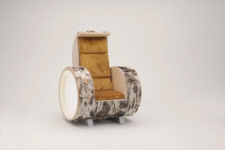 Cloche Harm Chair birch model