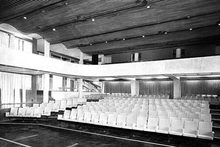 Auditorium, IIT-Delhi, c.1968 (Architect: J. K. Chowdhury)
