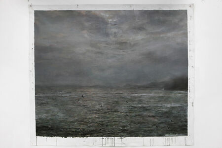 Silver II (diptych)