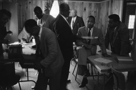 Reverend Martin Luther King, Jr., Bus Boycott, Montgomery, Alabama