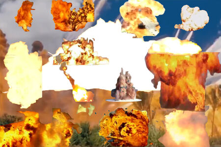 Visual Orgasms 'Explosions'