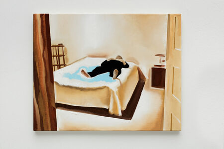 Untitled (Father in a Bed)