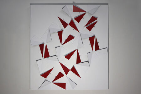 origamiPenrose, 19 Triangles x 15 Kites