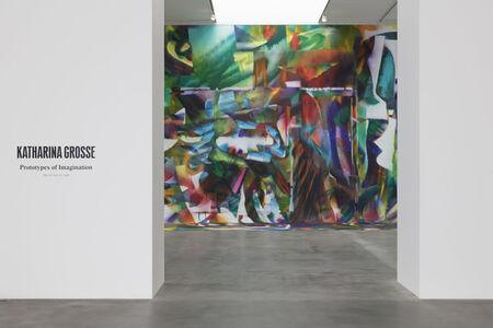 Katharina Grosse: Prototypes of Imagination
