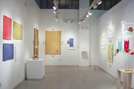 B. Wurtz: Works in Handmade Paper 2013-2015