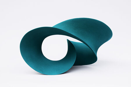 Blue Green Continuous Form
