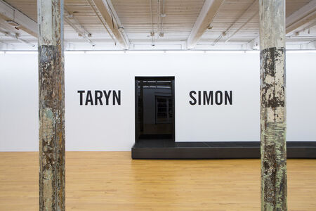 Taryn Simon: A Cold Hole and Assembled Audience