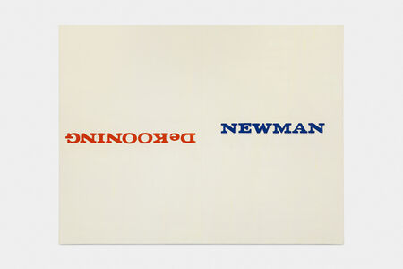 Barnett Newman: Which Way Up?