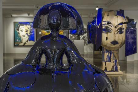 "Manolo Valdés, ""Los Géneros: Pintura e Escultura"""