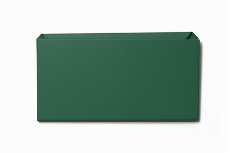 """Folded Flat """"Brieferl"""" Green"""