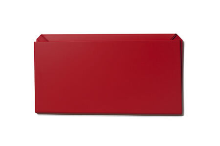 """Folded Flat """"Brieferl"""" Red"""