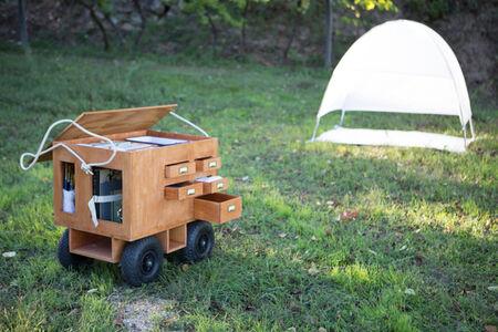 Portable studio - Prototype #1